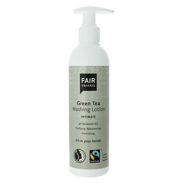 Bild von Intimate Washing Lotion Green Tea, Fair Squared 250ml