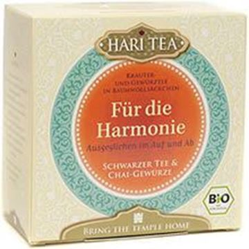Picture of Für die Harmonie - Golden Chai, Hari Tea, 10Btl