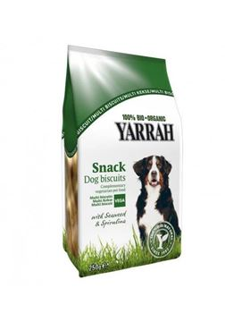Picture of Snack Dog Biscuit, Yarrah, 250g