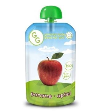 Picture of Apfel Quetschie BIO, Goodness Gracious, 100g