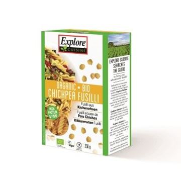 Picture of Kichererbsen Fusilli, Explore Asia, 250g