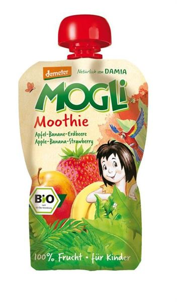 Picture of Moothie Apfel, Banane..., Mogli, 100g