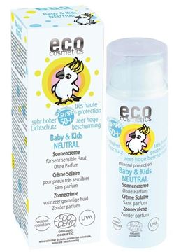 Picture of Baby & Kids Sonnencreme. neutral LSF 50, Eco cosmetics, 50ml