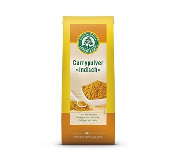 Picture of Curry indisch, Lebensbaum, 50g
