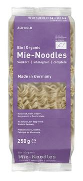 Picture of Mie Noodels Vollkorn ohne Ei, Alb Natur, 250g