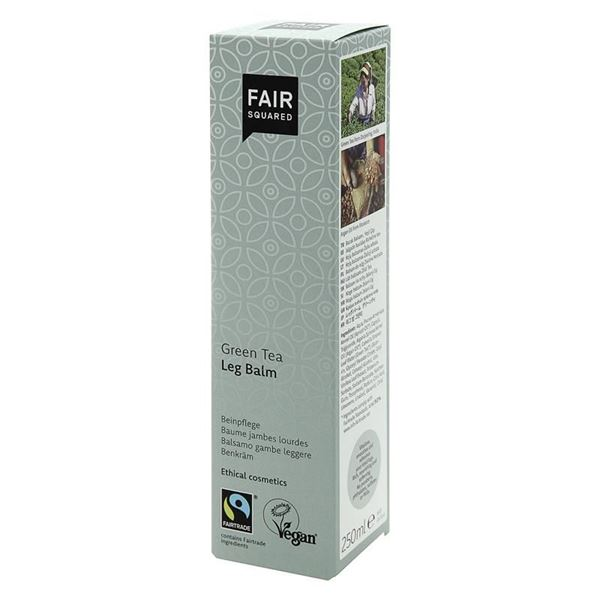 Bild von Green Tea Leg Balm, Fair Squared, 250ml