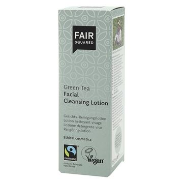 Picture of Green Tea Facial Cleansing Lotion, Fair Squared, 150ml
