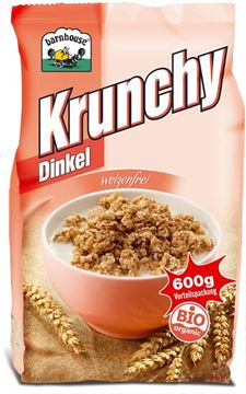 Picture of Krunchy Dinkel, Barnhouse, 600g