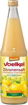 Picture of Zitronensaft BIO, Voelkel, 700ml