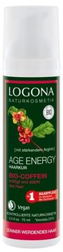 Picture of  Age Energy Haarkur Bio-Coffein, Logona, 75ml