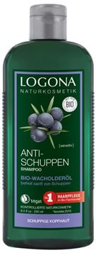 Picture of Anti-Schuppen Shampoo Wacholderöl, Logona, 250ml