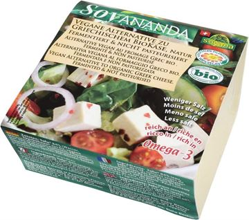 Picture of Alternative zu griechischem Käse nature, Soyananda, 200g