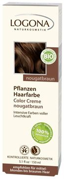 Picture of  Color Creme nougatbraun 240, Logona, 150ml