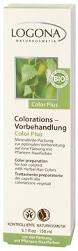 Picture of Colorations-Vorbehandlung Color plus Mineralerde-Packung, Logona, 150ml