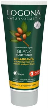 Bild von Conditioner Glanz Bio Arganöl, Logona, 200ml
