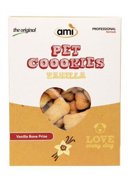 Picture of Pet Cookies Vanilla, Ami,  400g