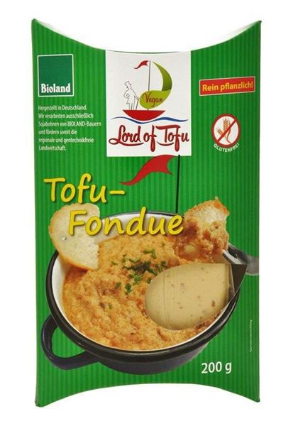 Picture of Tofu Fondue, Lord of Tofu, 200g
