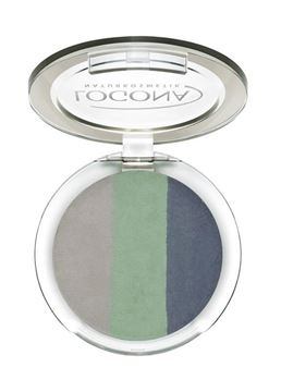 Picture of  Eyeshadow Trio 04 ocean, Logona, 4g