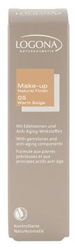 Bild von  Make-up Natural Finish 05 warm, Logona, 30ml