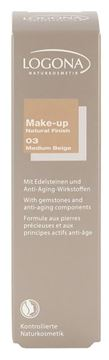 Bild von  Make-up Natural Finish No.03, Logona, 30ml