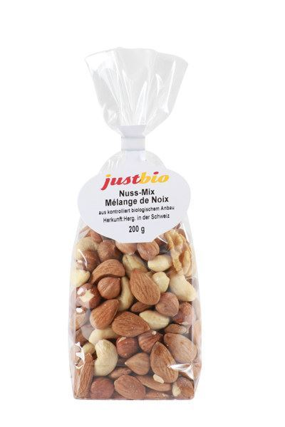 Picture of Nuss-Mix, Just Bio, 200g