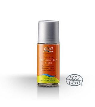 Bild von  Daily Care Roll on Deo exotic, Alva, 50ml