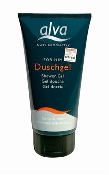 Picture of For Him Duschgel, Alva, 175ml
