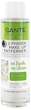 Picture of 2 Phasen Makeup Entfernter, Sante, 100ml