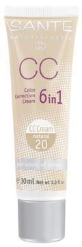 Bild von Color Correction Cream 20 natural, Sante, 30ml