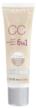 Bild von Color Correction Cream 30 bronze, Sante, 30ml
