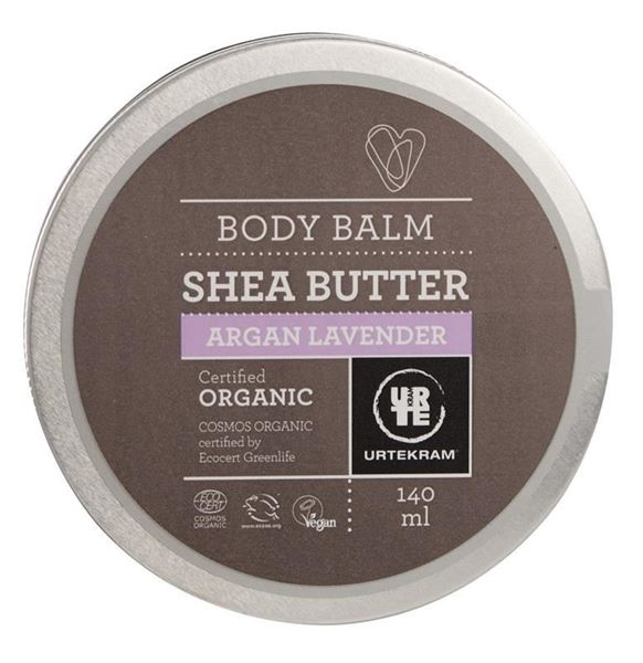 Picture of Sheabutter Argan Lavendel Body Balm, Urtekram, 140ml