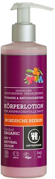 Bild von Body Lotion Nordic Berries, Urtekram, 245ml