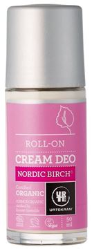 Picture of Deo Roll On Cream Nordische Birke, Urtekram, 50ml