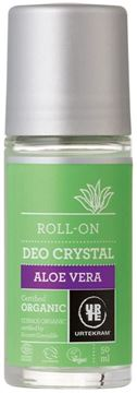 Picture of  Deo Roll On Crystal Aloe Vera, Urtekram, 50ml