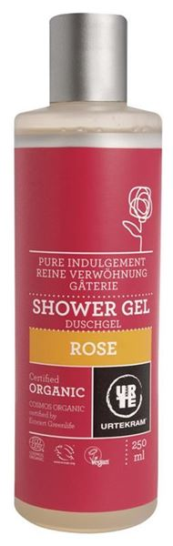 Picture of  Duschgel Rose, Urtekram, 250ml