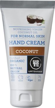 Picture of Handcreme Coconut, Urtekram, 75ml
