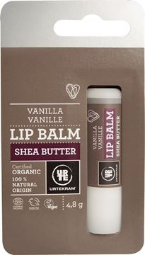Picture of Vanille Lip Balm Shea Butter, Urtekram, 4.8g