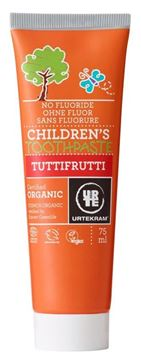 Picture of  Zahncreme Kinder Truttifrutti, Urtekram, 75ml