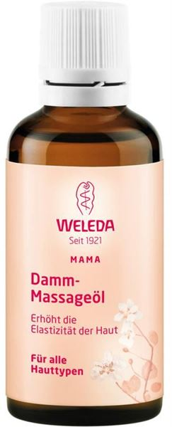 Picture of Damm-Massageöl, Weleda, 50ml