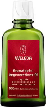 Picture of  Granatapfel Regeneration-Pflegeöl, Weleda, 100ml