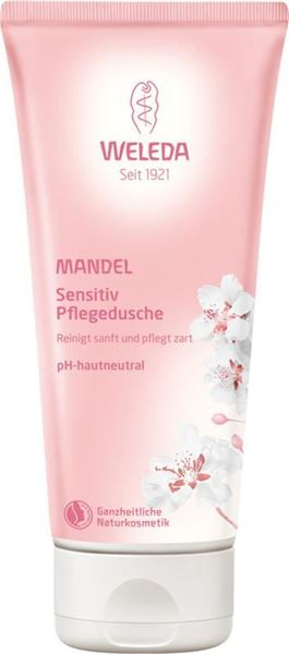 Picture of Mandel SensitiPflegedouche, Weleda, 200ml