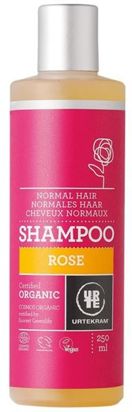 Picture of  Shampoo Rose normales Haar, Urtekram, 250ml