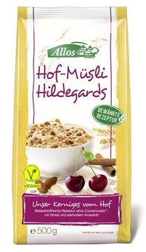 Picture of Hildegards Dinkel-Müsli, Allos, 500g