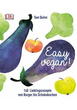 Picture of Easy vegan! 140 Lieblingsrezepte, Dorling Kindersley Verlag, 1Stk