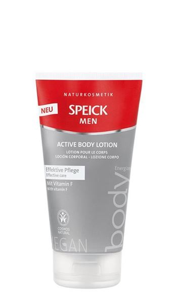 Bild von Men Active Body Lotion, Speick, 150ml