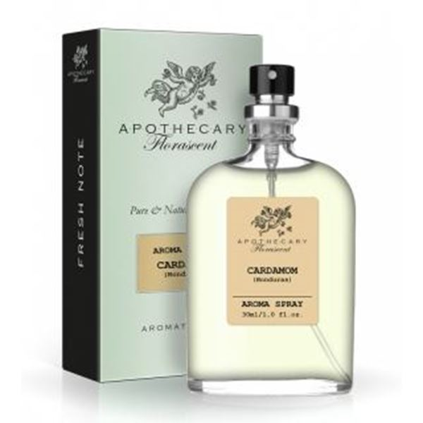 Picture of Aroma Spray Cardamom, Floracent, 30ml