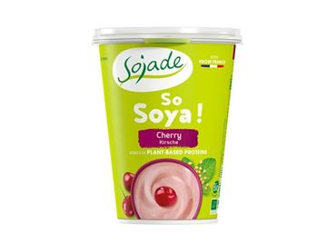 Picture of So Soya Kirsche, Sojade, 400g