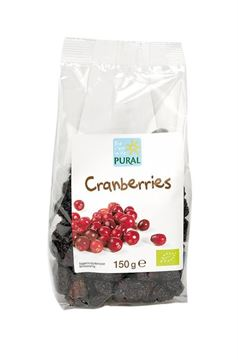 Picture of Cranberries, Pural, 150g