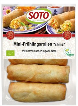 Picture of Mini-Frühlingsrollen China, Soto,  4x50g