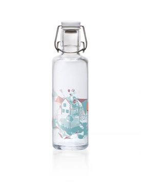 Picture of Flasche Flotter House, Soulbottles, 0.6l